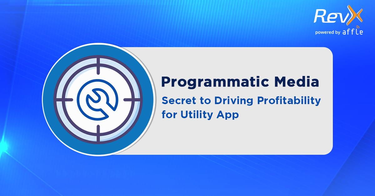 Programmatic Media for Utility Apps