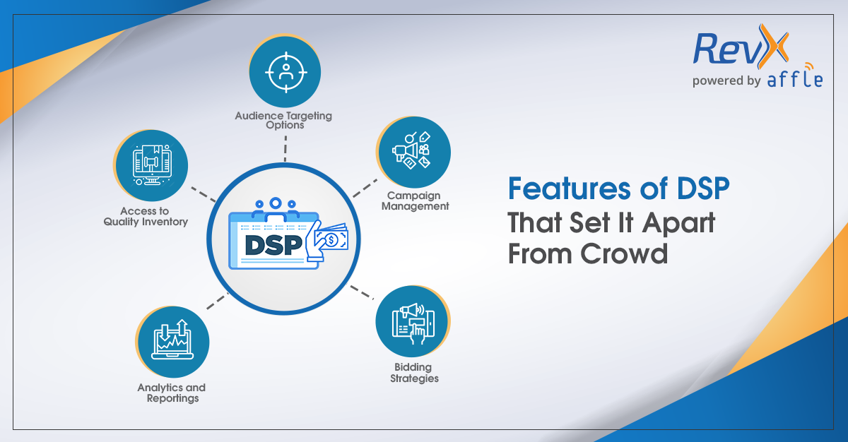 Features of DSP (Demand Side Platform)
